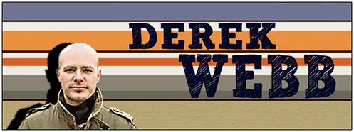 Derek Webb's Official Website