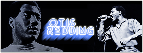 Otis Redding's Official Website!