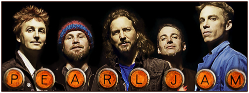 Pearl Jam's Official Website!