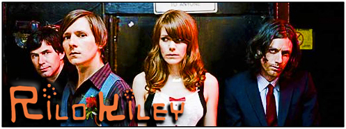Rilo Kiley's Official Website!