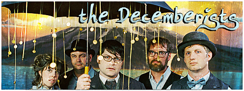 The Decemberists' Official Website!